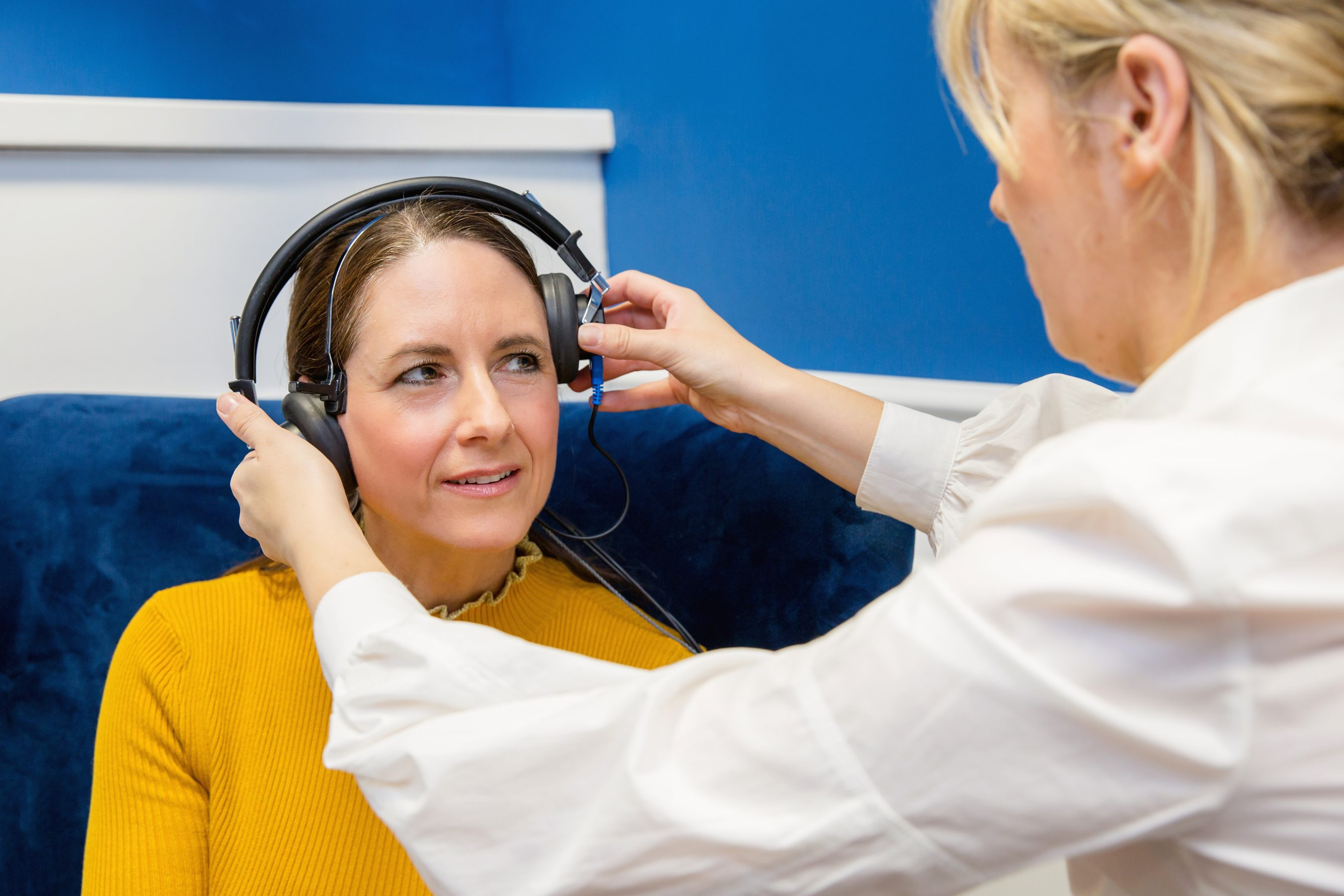The Hearing Suite Ear Test