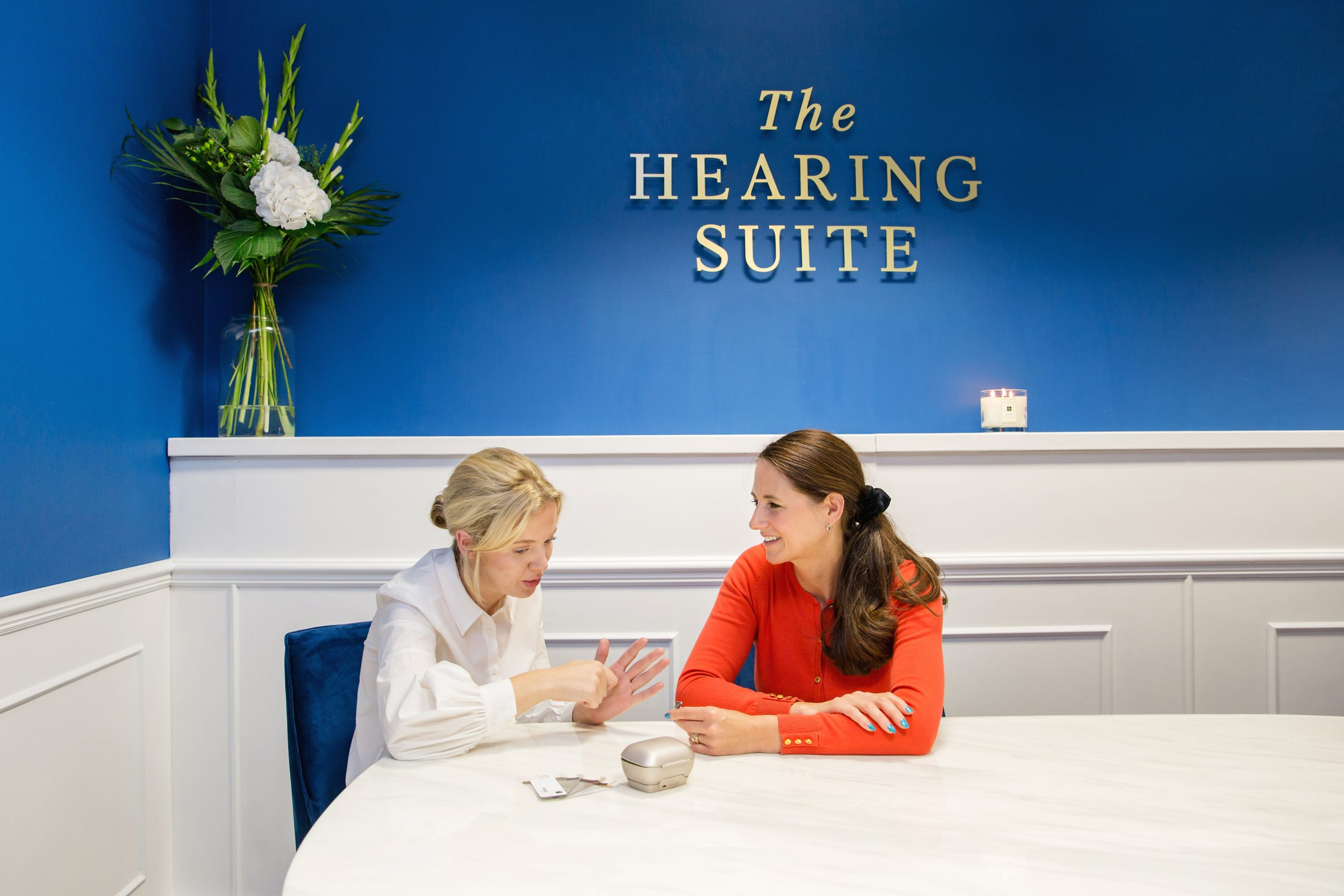 Consultation at The Hearing Suite