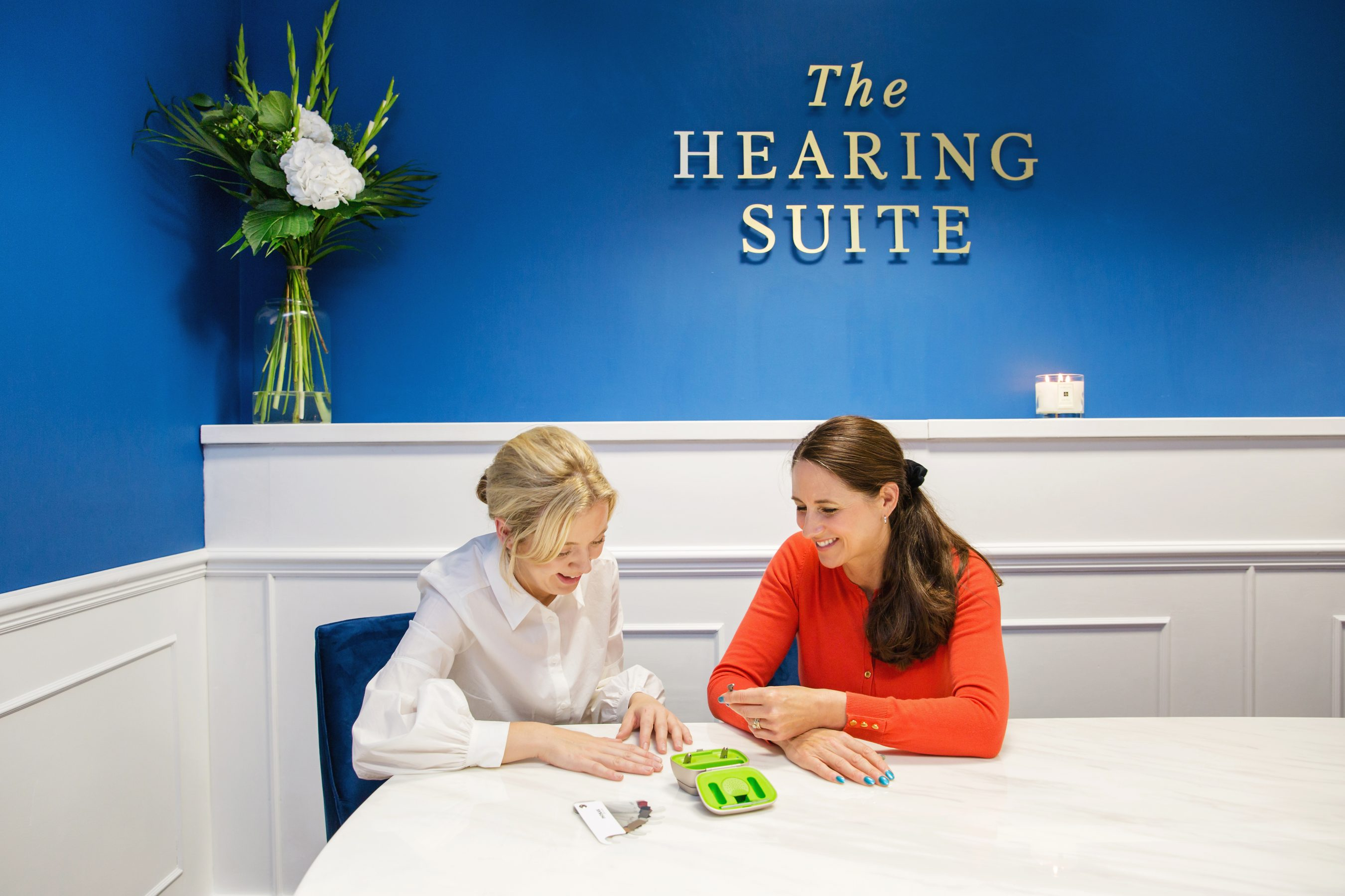 The Hearing Suite Consultation